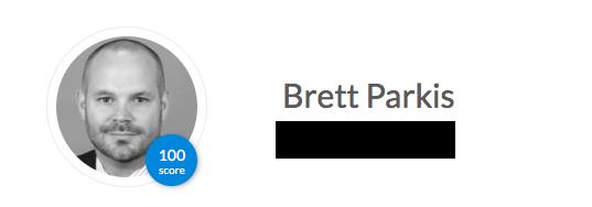 Brett Parkis headshot
