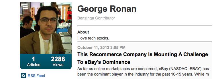 George Ronan III